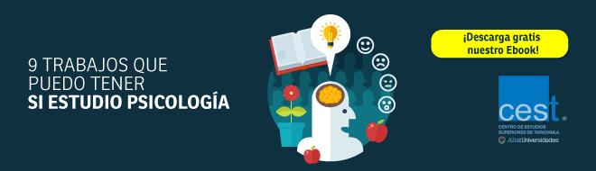 Trabajos que puedo obtener si estudio Psicología, Blog CEST